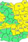 Vreme extremă în România! S-a emis Cod galben de caniculă şi vijelii