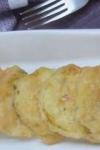 Dovlecei cu brânză pane