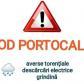 Județul Botoșani se află sub avertizare meteorologică tip cod portocaliu de furtună