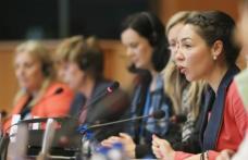 Claudia Ţapardel promovează la Bruxelles carierele femeilor în domeniul transporturilor