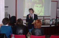 Colegiul Naţional Grigore Ghica: Lansare de carte în cadrul omagiului adus lui Nichita Stănescu