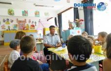 """Dorohoi: Proiect social județean """"Grădinița de vară în domeniul situațiilor de urgență"""""""