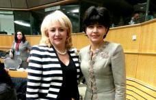 Doina Federovici îi premiază pe elevii olimpici botoșăneni cu o vizită la Bruxelles, la Parlamentul European