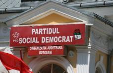 """PSD Botoșani: """"România nu trebuie dată pe mâna guvernării PDL-Băsescu"""""""