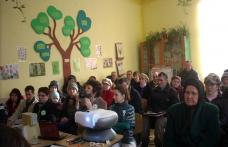 """Lansarea proiectului   """"Dor de  Iubăneasa"""" la  Ibăneşti"""