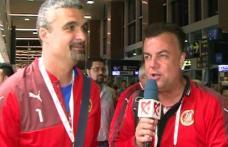 Naţionala de fotbal a cântăreţilor români, pe podium la Campionatul Mondial de la Moscova