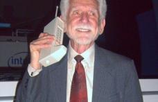 Telefonul mobil a împlinit 38 de ani