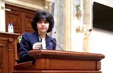 """Doina Federovici : """"Guvernul a confirmat înființarea Centrului Sportiv Național Botoșani"""""""