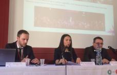 Europarlamentara Claudia Ţapardel a promovat Bucureştiul la Conferinţa Internaţională pe Securitate şi Turism din Paris