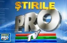 Pro TV a renunţat la trei voci importante. Ce se întâmplă la Ştirile Pro TV