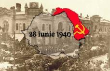 """Simpozion internațional """"28 iunie 1940, ziua cea mai neagră din istoria României"""""""
