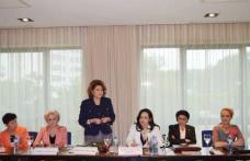 Femeile social democrate s-au întâlnit la Pitești pentru a dezbate egalitatea între femei și bărbați - FOTO