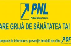 """OFL Botoșani demarează campania """"PNL are grijă de sănătatea ta"""""""