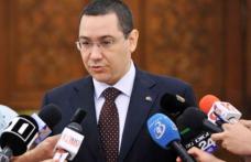 Victor Ponta şi-a dat demisia de la şefia PSD