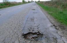 Oficialii declară! Mai multe tronsoane de drum județean intră în reparații