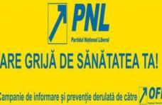 """Femeile Liberale din Dorohoi, organizează campania """"PNL are grijă de sănătatea ta"""""""
