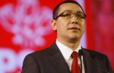 Victor Ponta: În 2016 nu mai candidez pentru funcţia de prim ministru