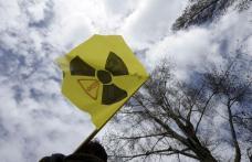 Urme de iod radioactiv, in apa de ploaie si in laptele de oaie din Romania