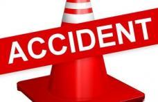 A ajuns la spital în urma unui accident rutier