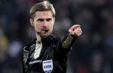 Slab şi tupeist: ce a făcut arbitrul Alexandru Tudor după ce a mai stricat un meci în favoarea Stelei