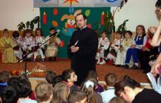 """Dorohoi - Parteneriat Educational : """"Lumina Sfântă a Învierii"""""""