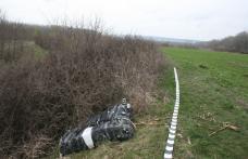 Peste 3600  pachete de tigari confiscate - Doi contrabandişti reţinuţi la frontiera cu Moldova