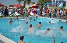 Piscina semi-olimpică din Dorohoi devinde un real profit. Vezi câte persoane au fost în prima săptămână de la inaugurare!