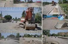 """Dorin Alexandrescu: """"În două săptămâni ar trebui să avem asfalt pe o porțiune din strada Colonel Vasiliu"""""""
