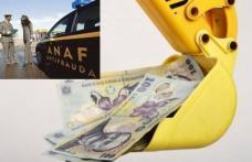 ANAF a depistat persoane cu averi nejustificate de peste 20 de milioane de lei