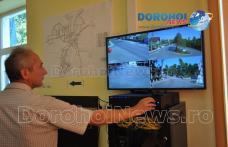 Dorohoiul sub lupă! Sistem performant de supraveghere video inaugurat la Dorohoi - FOTO