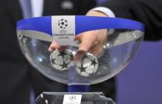 Fotbal: Tragerea la sorți a grupelor Ligii Campionilor