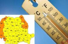 Un nou val de foc! Cod portocaliu de caniculă pentru Botoșani și încă 9 judeţe