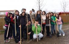 FOTO  Copiii implicați în Campania România prinde rădăcini