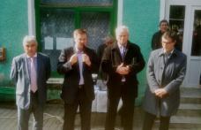 Sute de dărăbăneni au ieșit duminică în stradă la îndemnul Organizației PSD Darabani
