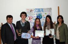 "Şcoala ""Mihai Kogălniceanu"" Nr. 8 Dorohoi pe podium la Made for Europe!"