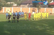 Inter Dorohoi joacă astăzi, pe teren propriu, împotriva celor de la Știința Miroslava
