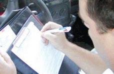 Infracţiuni la regimul circulaţiei pe drumurile publice constatate de poliţişti
