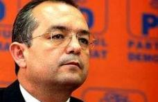 Emil Boc susţinut pentru conducerea partidului de Organizația PDL Botoşani