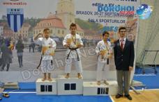14 sportivi de la Clubul Black Tiger, prezenți la Cupa României WKC. Află rezultatele obținute - FOTO