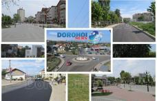 Municipiul Dorohoi în plin proces de modernizare: Imagini surprinse înainte și după reabilitare - FOTO
