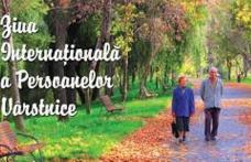 Mesajul directorului Casei Județene de Pensii cu ocazia Zilei Internaţionale a Persoanelor Vârstnice