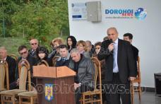 """Dumitru Chelariu, primarul comunei Pomîrla, aduce mulțumiri partenerilor din proiectul """"Economia socială – un pas spre un viitor mai bun"""" - FOTO"""