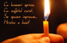Dorohoi News vă urează sărbători fericite! Hristos a înviat!