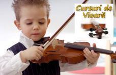 Cursuri de vioară la Casa Municipală de Cultură Dorohoi