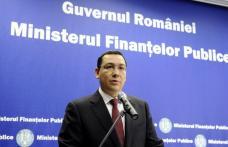 """Amnistia fiscală, aprobată miercuri de Guvern. Ponta: """"Nu scutim pe nimeni de plata taxelor"""""""