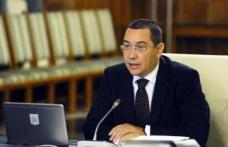 """Victor Ponta: """"Primăriile care cer sprijin pentru încălzire pot face împrumut din Trezorerie"""""""