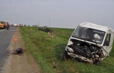 Accident mortal produs pe DN 29D în comuna Stăuceni