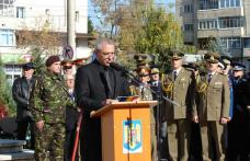 Mesajul prefectului Costică Macaleţi cu ocazia Zilei Forţelor Armate Române - FOTO