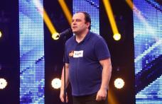 Interpretare răvăşitoare! Un consilier juridic din Suceava l-a făcut pe Horia Brenciu să plângă la X Factor!