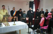 Sfințirea celor două cămine culturale noi-nouţe din comuna Răchiţi - FOTO